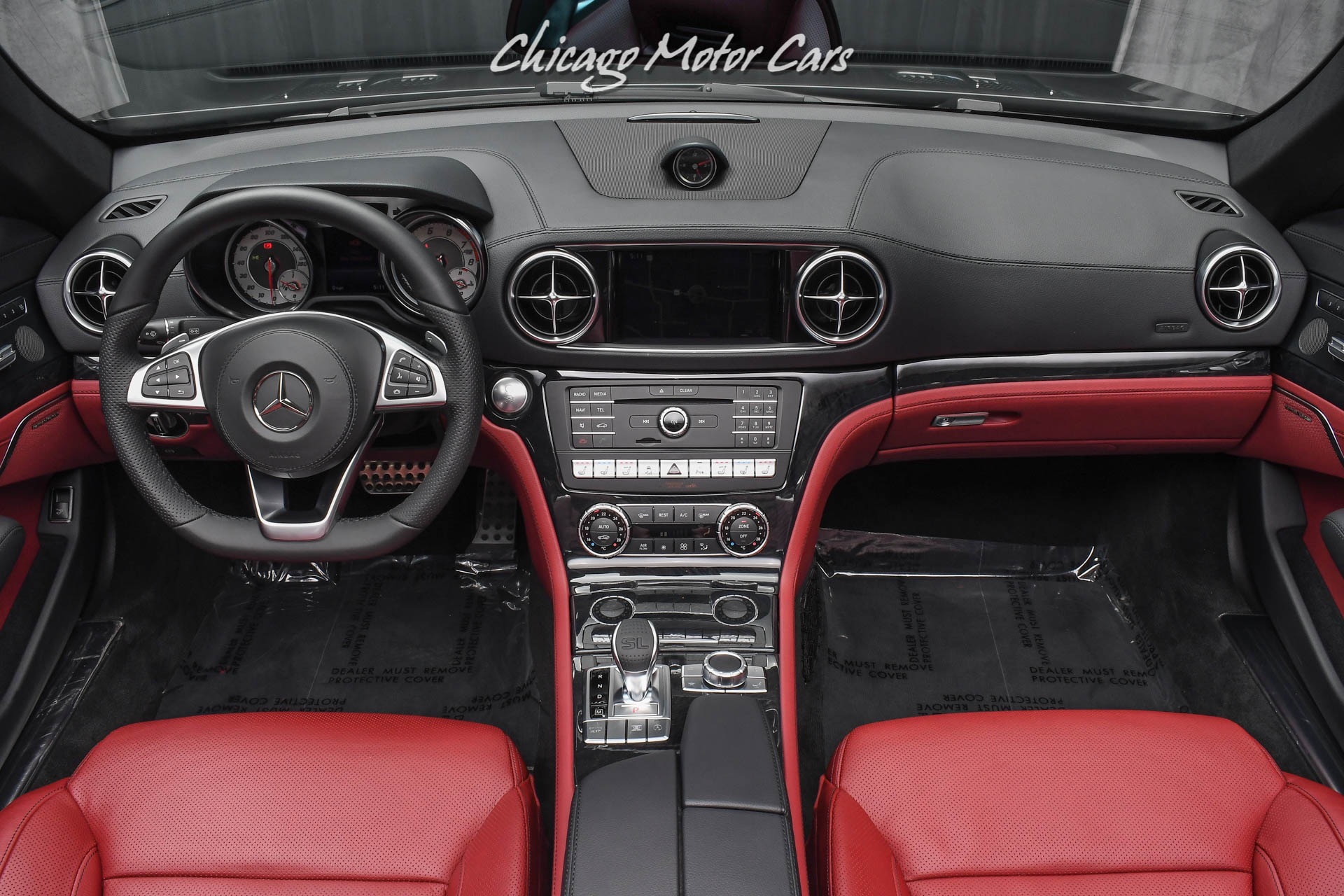Used-2020-Mercedes-Benz-SL450-Convertible-Only-83-Miles-Intelligent-Drive-Package-LIKE-BRAND-NEW