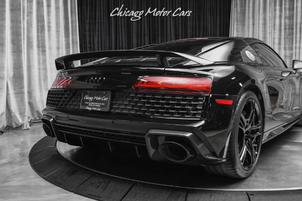 Used-2020-Audi-R8-52-quattro-V10-performance-Coupe-SPORT-PACK-DIAMOND-STITCHED-100-MILES