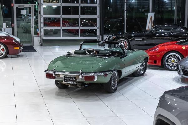 Used-1970-Jaguar-XKE-Series-II-Roadster-NEW-ROOF-RECENT-SERVICE