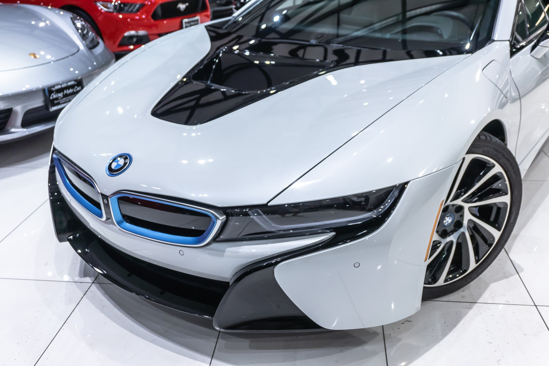 Used 2014 BMW i8 Pure Impulse World $149k+MSRP! Gorgeous ...