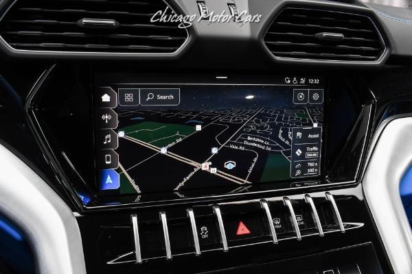 Used-2020-Lamborghini-Urus-Panoramic-Roof-RARE-Color-Combo-Bang---Olufsen-3D-Sound