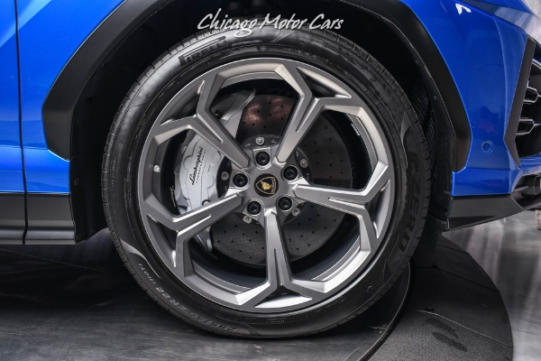 Used-2020-Lamborghini-Urus-RARE-Color-Combo-B-O-3D-Sound-Panoramic-Roof-23-Taigete-Wheels-LOADED