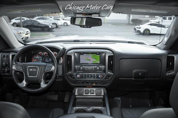 Used-2016-GMC-Sierra-1500-SLT-4WD-Crew-Cab-Pick-Up-Serviced-New-BrakesSpark-Plugs-All-Terrain-PKG