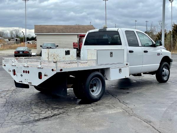 Used-2009-Dodge-Ram-3500-Quad-Cab-ST---Cummins-Diesel---6-Speed-Manual