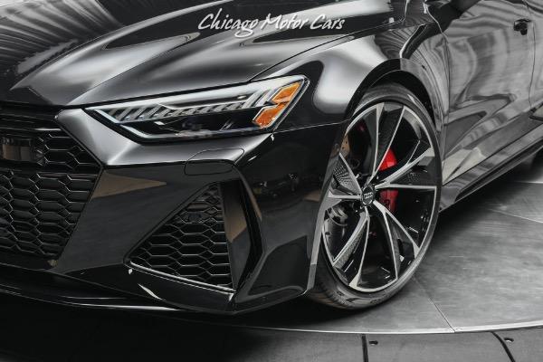 Used-2021-Audi-RS7-40T-quattro-ONLY-643-MILES-EXEC-PACK-BLACK-OPTICS