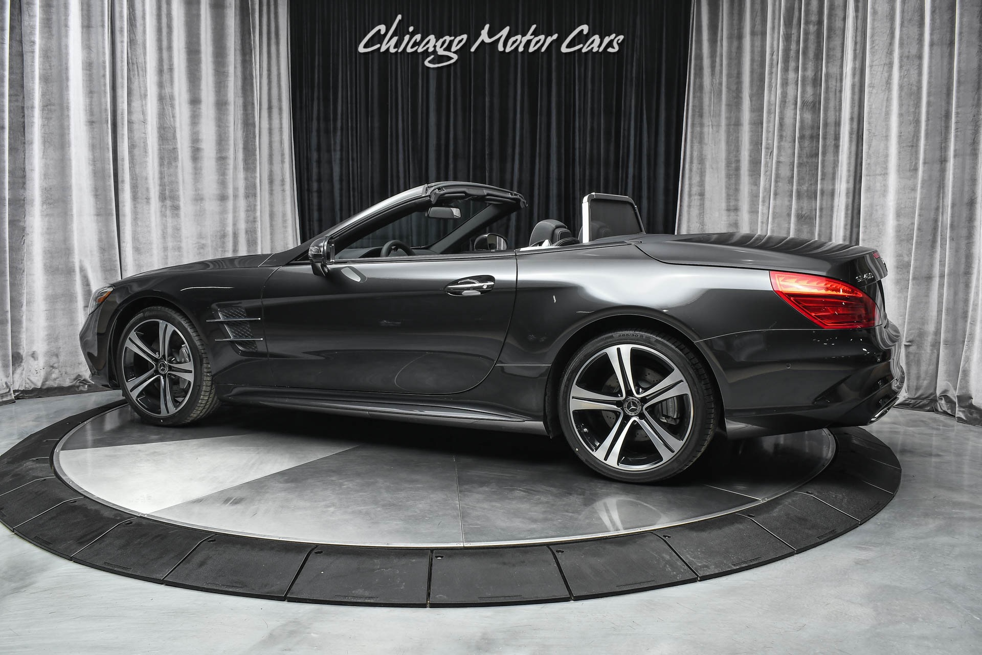 Used-2020-Mercedes-Benz-SL450-Premium-Package-Intelligent-Drive-Package-LOW-Miles
