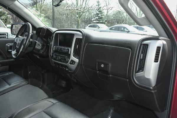 Used-2018-GMC-Sierra-1500-SLT-Crew-Cab-4x4-Pickup-LOADED-Only-31k-Miles