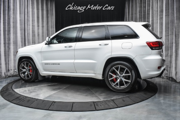 Used-2016-Jeep-Grand-Cherokee-SRT-SUV-Only-30k-Miles-LOADED-LAGUNA-LEATHER-Rear-Entertainment