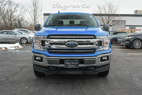 Used-2020-Ford-F-150-XLT-Crew-Cab-Pickup-35L-Twin-Turbo-V6-EcoBoost-Backup-Camera-Only-16k-Mil