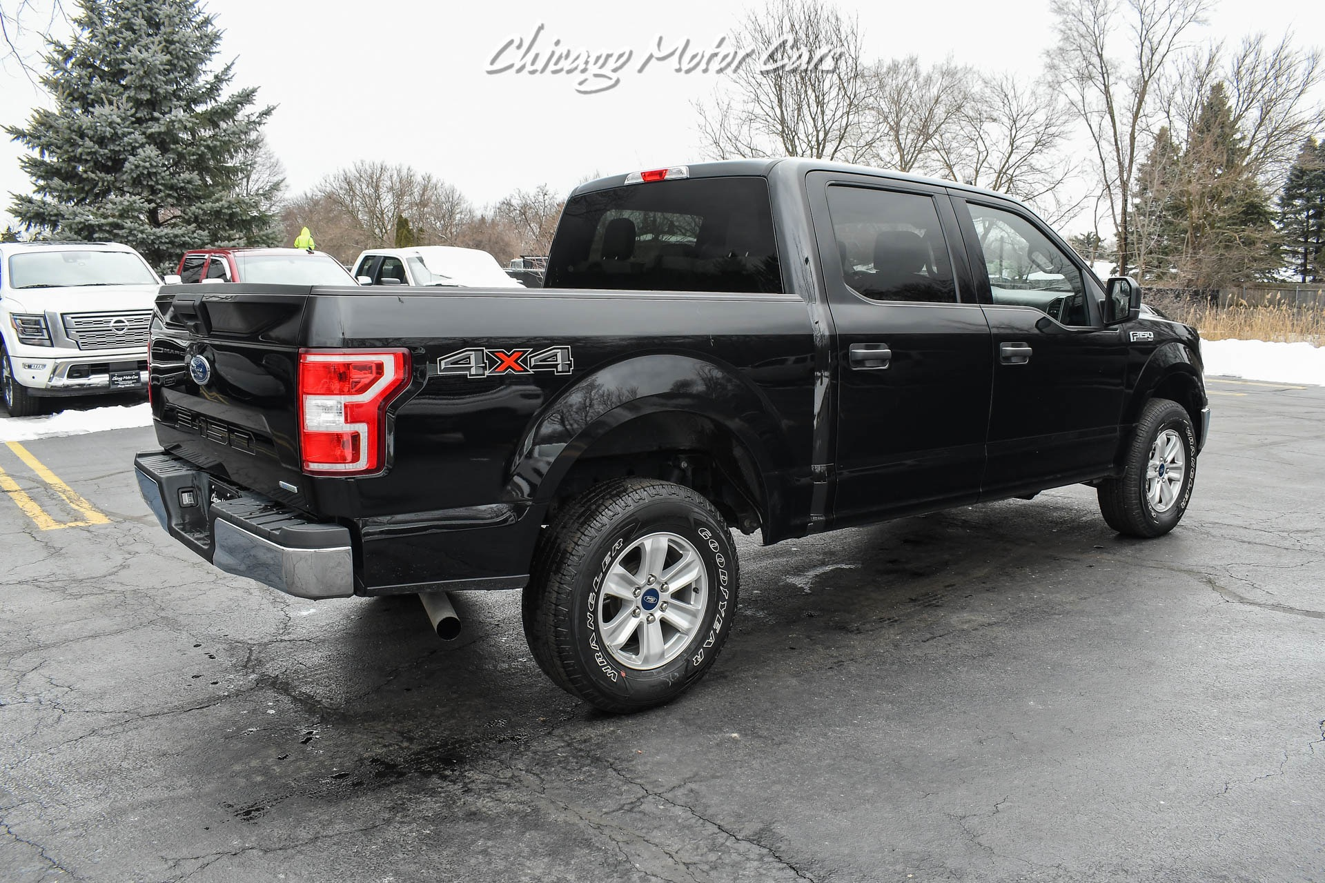 Used-2020-Ford-F150-XLT-35L-EcoBoost-EngineSync-Touchscreen-Rear-View-Camera
