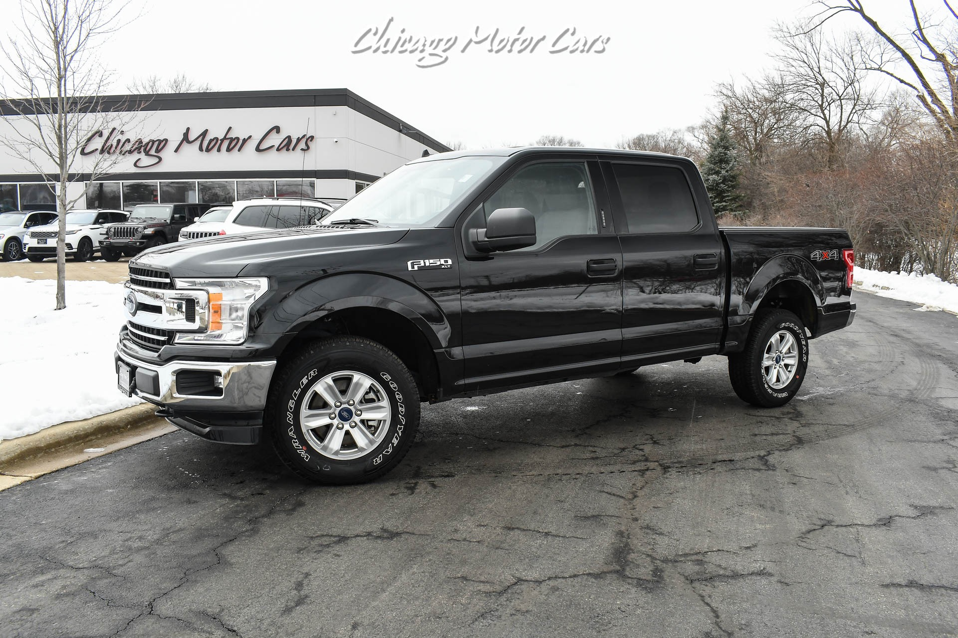 Used-2020-Ford-F-150-XLT-35L-EcoBoost-EngineSync-Touchscreen-Rear-View-Camera