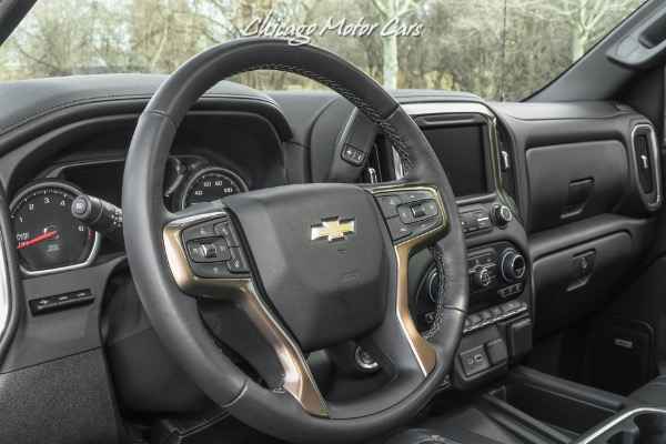 Used-2020-Chevrolet-Silverado-1500-High-Country-Technology-Package-Low-Miles-Loaded