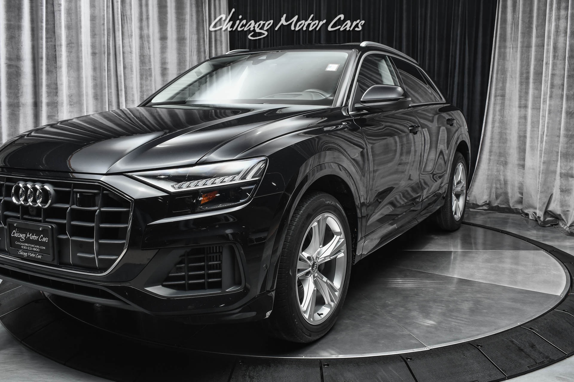 Used-2019-Audi-Q8-30T-quattro-Prestige-Driver-Assistance-Package-Bang---Olufsen-Sound-Load