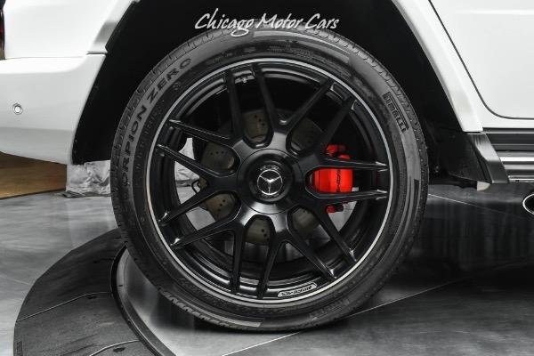 Used-2020-Mercedes-Benz-G63-AMG-G63-G-Manufaktur-Interior-Package-HOT-White-on-Red-Carbon-Fiber