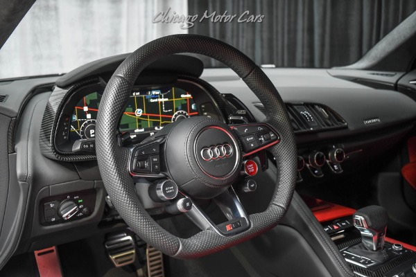 Used-2020-Audi-R8-52-quattro-V10-performance-Only-1200-Miles-B-O-Sound-Carbon-Fiber-Loaded