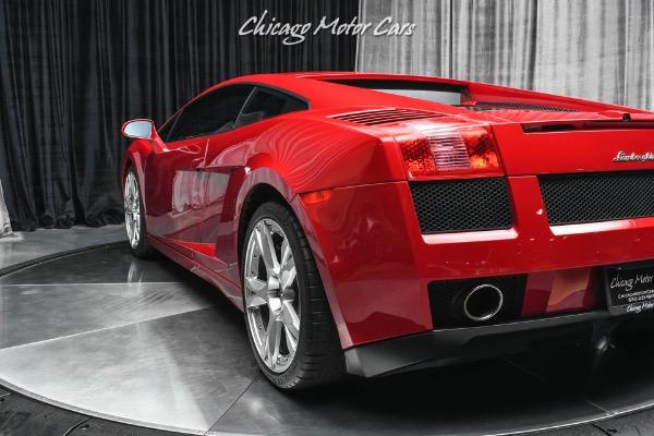 Used-2006-Lamborghini-Gallardo-Coupe-Manual-6-Speed-Transmission-RARE
