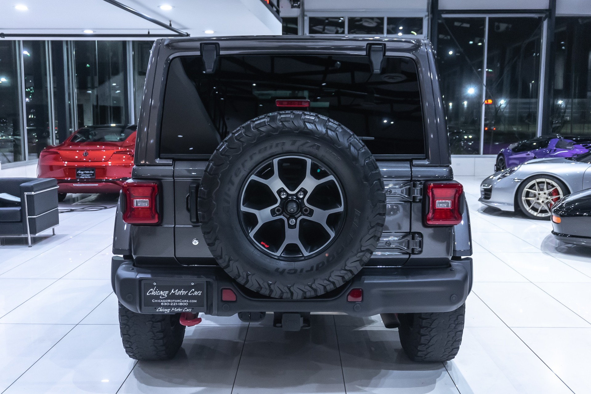 Used-2018-Jeep-Wrangler-Unlimited-Rubicon-LED-Lighting-Package-Body-Color-Hard-Top-Loaded-Leather