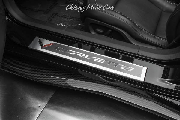 Used-2019-Chevrolet-Corvette-ZR1-ONLY-1500-Miles-Triple-Black-Loaded