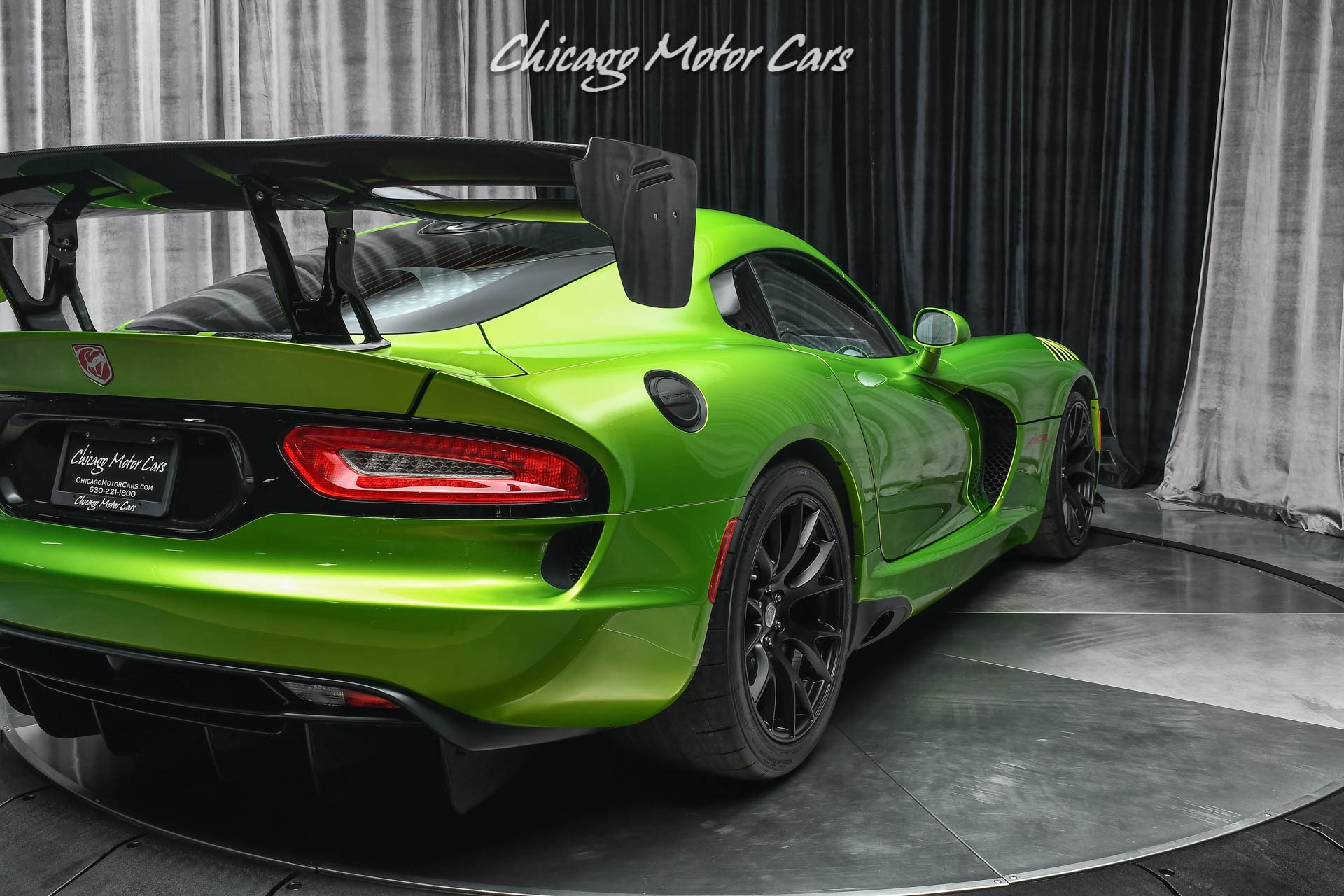 Used-2017-Dodge-Viper-ACR-Extreme-131-Produced-Extremely-Rare-Ceased-Production
