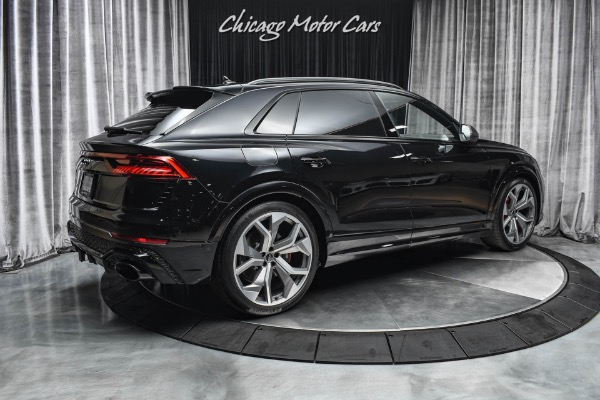 Used-2021-Audi-RS-Q8-40T-quattro-Bang---Olufsen-3D-Sound-Sport-Exhaust-Black-Optics-Package