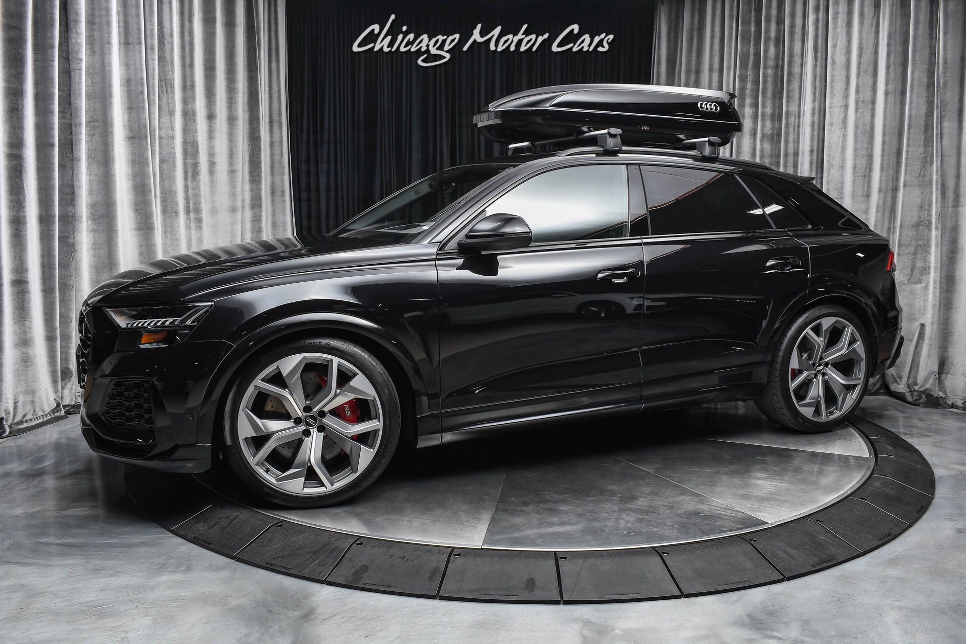 Used-2021-Audi-RS-Q8-40T-quattro-Driver-Assistance-Package-Black-Optic-Package-Low-Miles
