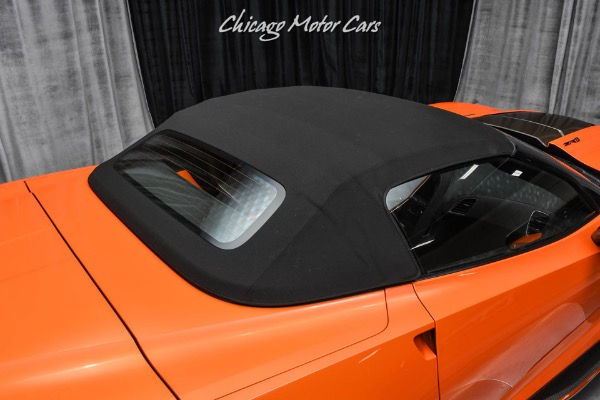Used-2019-Chevrolet-Corvette-ZR1-Sebring-Orange-Convertible-Competition-Seats-Low-Miles-Loaded