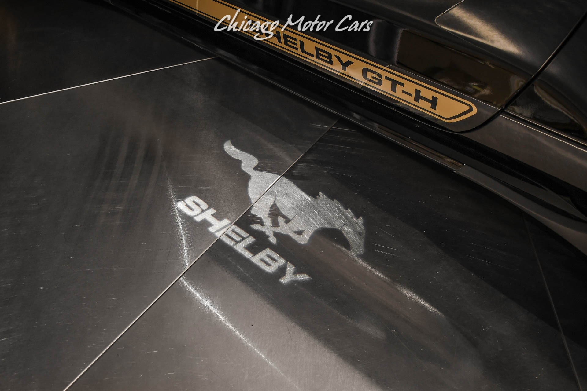 Used-2019-Ford-Mustang-Shelby-GT-H-Rare-Heritage-Edition-Supercharged-Low-Miles