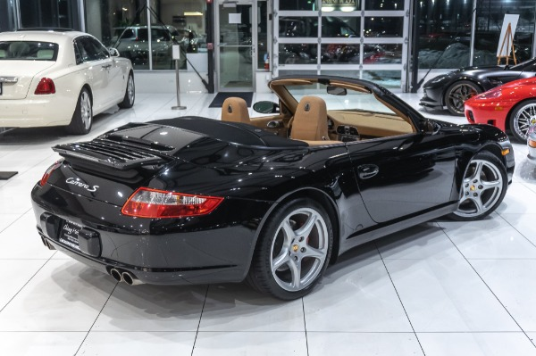 Used-2006-Porsche-911-Carrera-S-CABRIOLET-6-SPEED-BOSE-SOUND-NAV-HEATED-FRONT-SEATS
