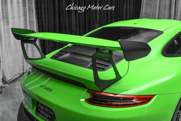 Used-2019-Porsche-911-GT3-RS-HUGE-Option-List-FABSPEED-Exhaust-System-PCCB-5k-Miles