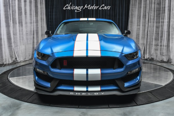 Used-2019-Ford-Mustang-Shelby-GT350R-Low-Miles-6-Speed-Manual-Electronics-Package