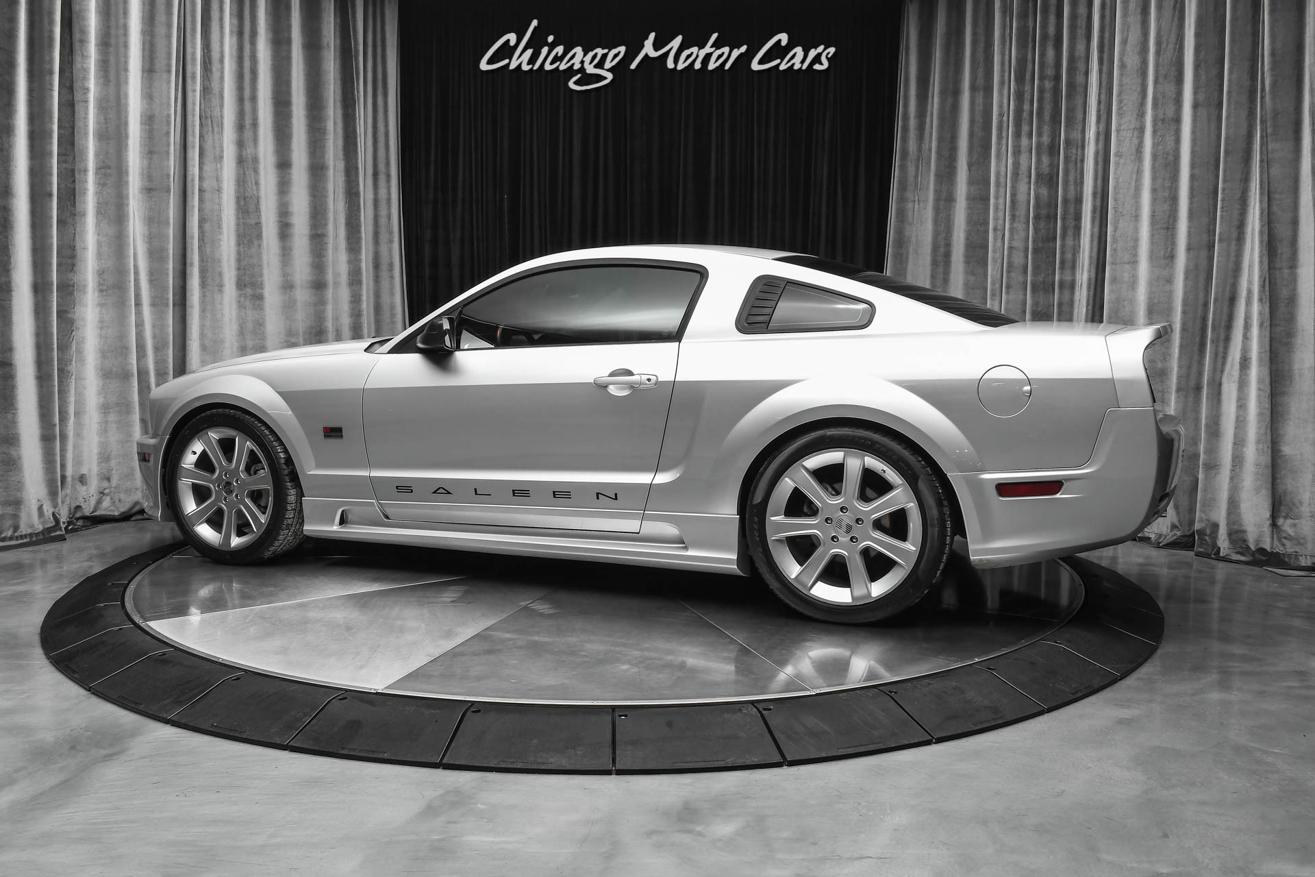 Used-2006-Ford-Mustang-Saleen-SuperCharged-GT-550hp