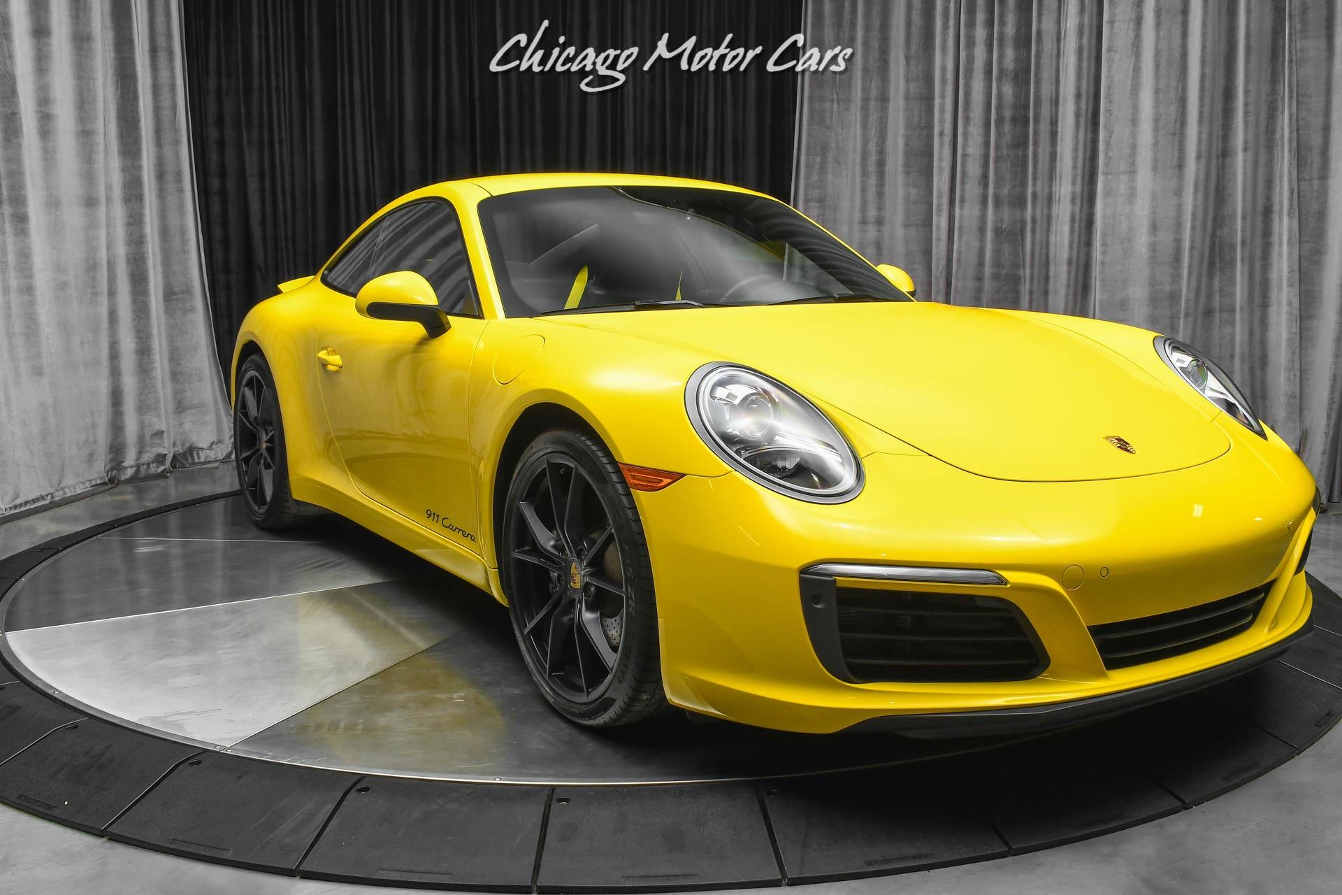 Used-2017-Porsche-911-Carrera-Coupe-PDK-TRANS-SPORT-EXHAUST-CARRERA-S-WHEELS
