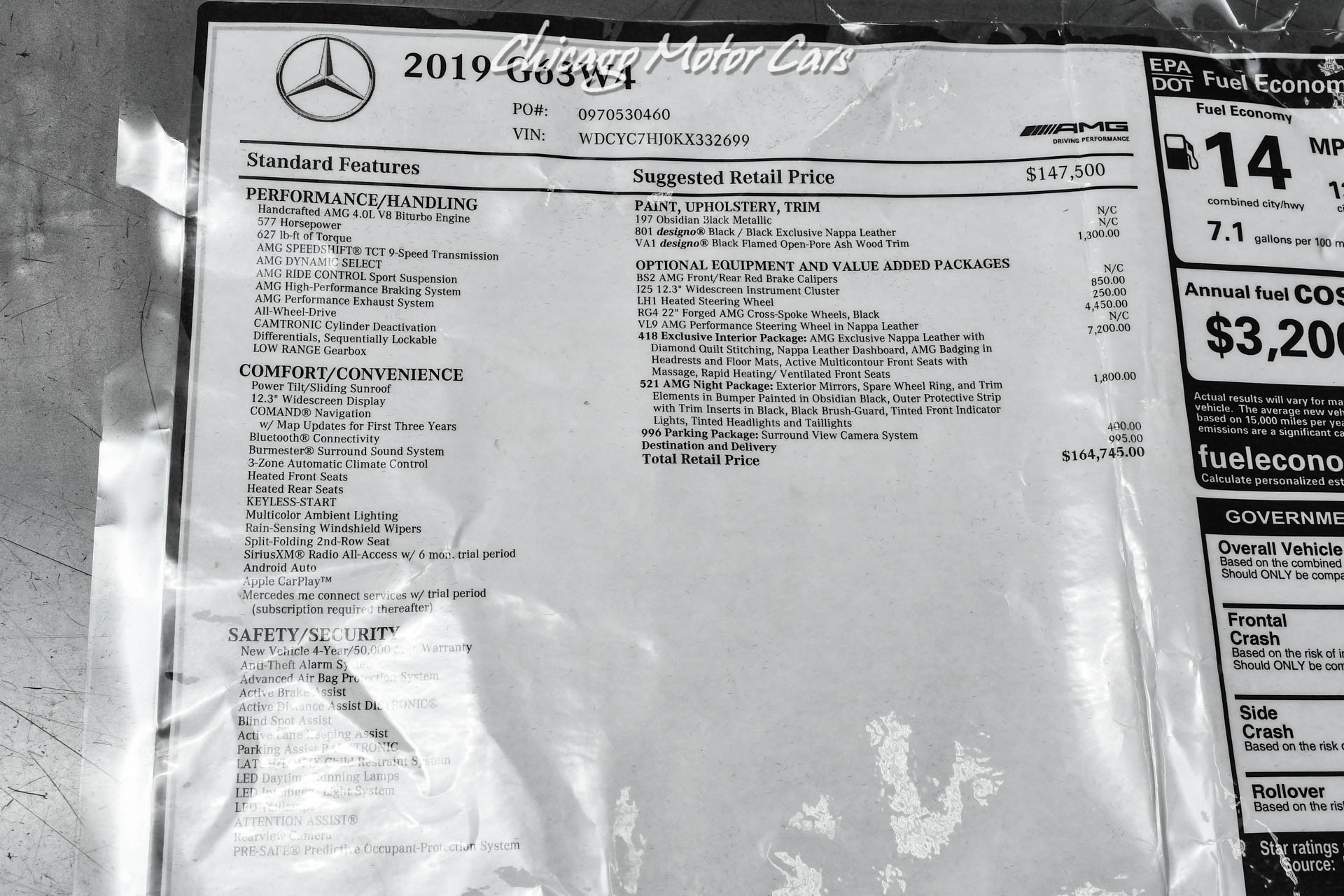 Used-2019-Mercedes-Benz-G63-AMG-4MATIC-Exclusive-Interior-Package-9k-Miles