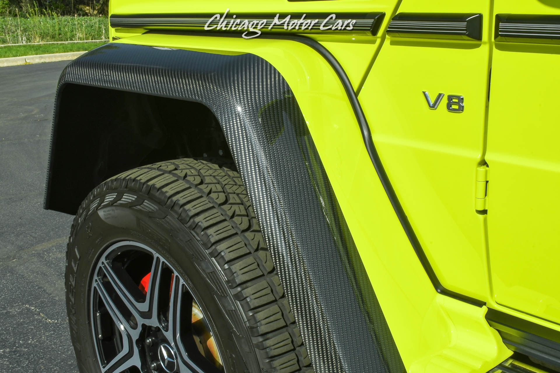Used-2017-Mercedes-Benz-G550-4x4-Squared-4x4-Squared-1300-Produced-Electric-Beam-Yellow-RARE