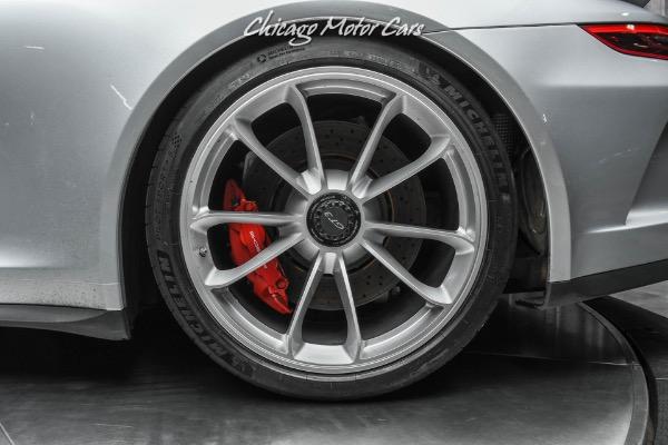 Used-2018-Porsche-911-GT3-Carbon-Fiber-Bucket-Seats-Bose-Audio