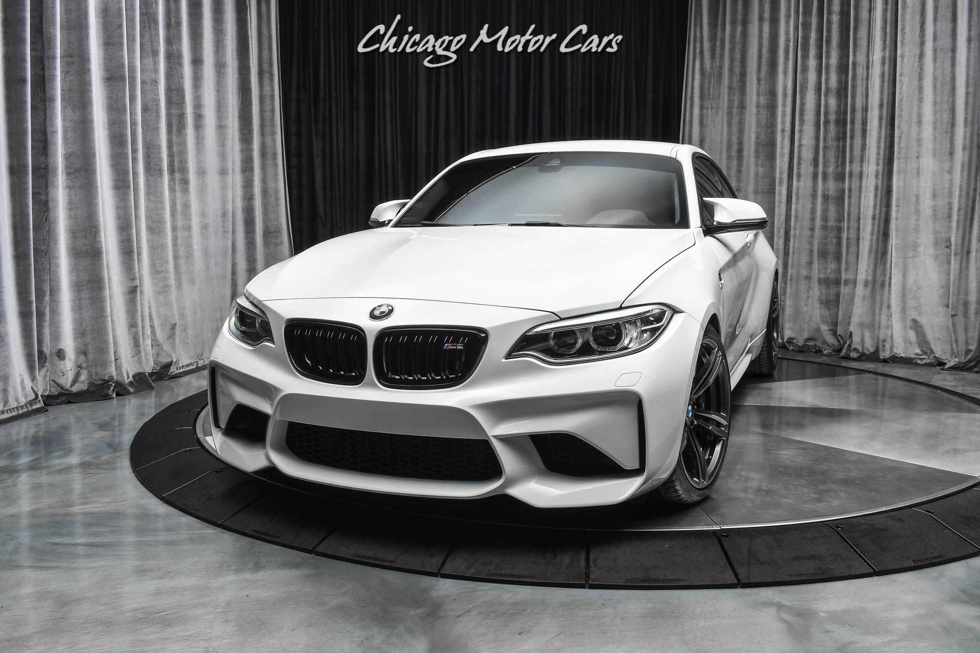 Used-2016-BMW-M2-6-Speed-Manual-Executive-Package