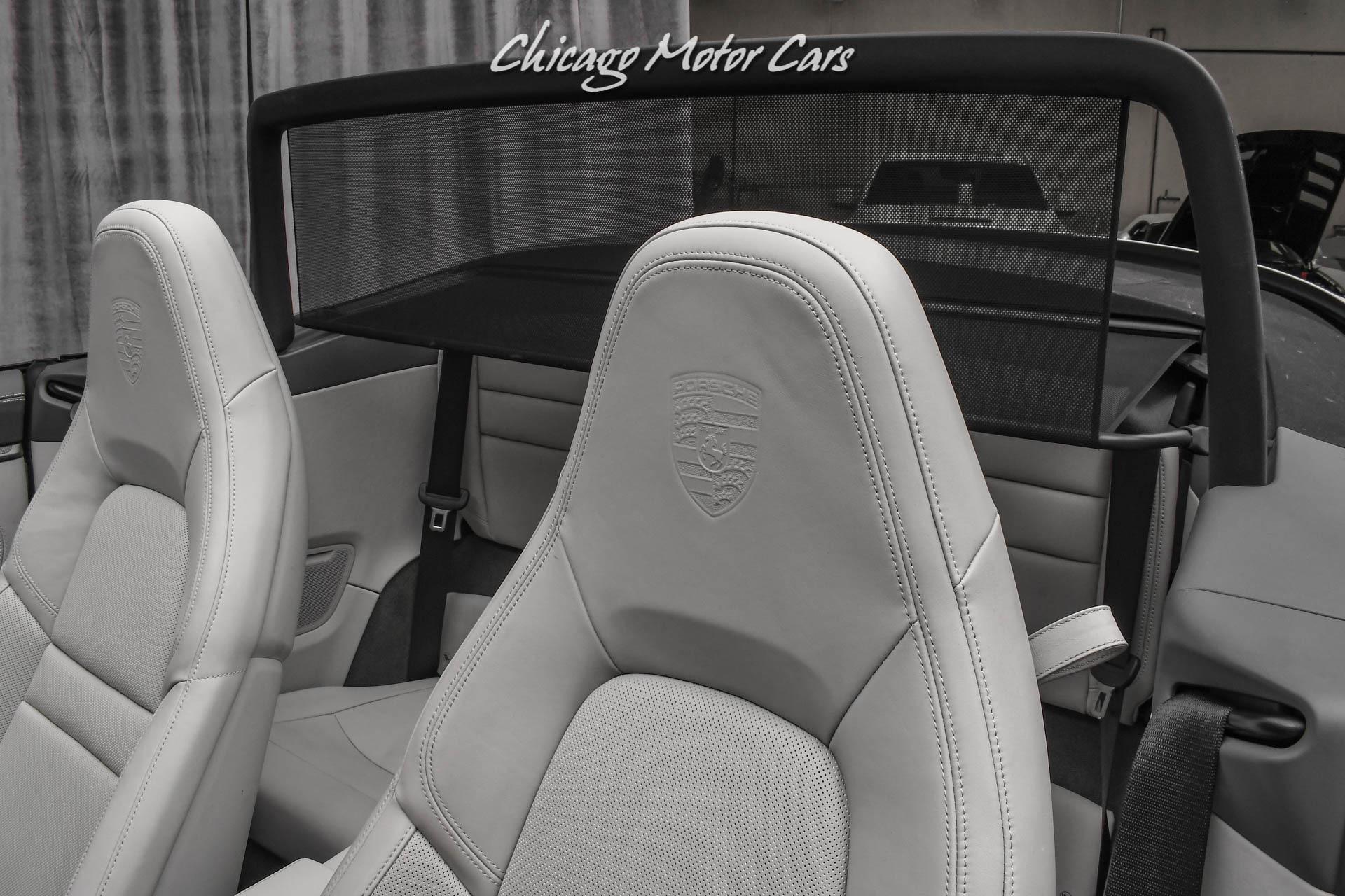 Used-2020-Porsche-911-Carrera-S-Cabriolet-RARE-CHALK-COLOR-Sport-Package