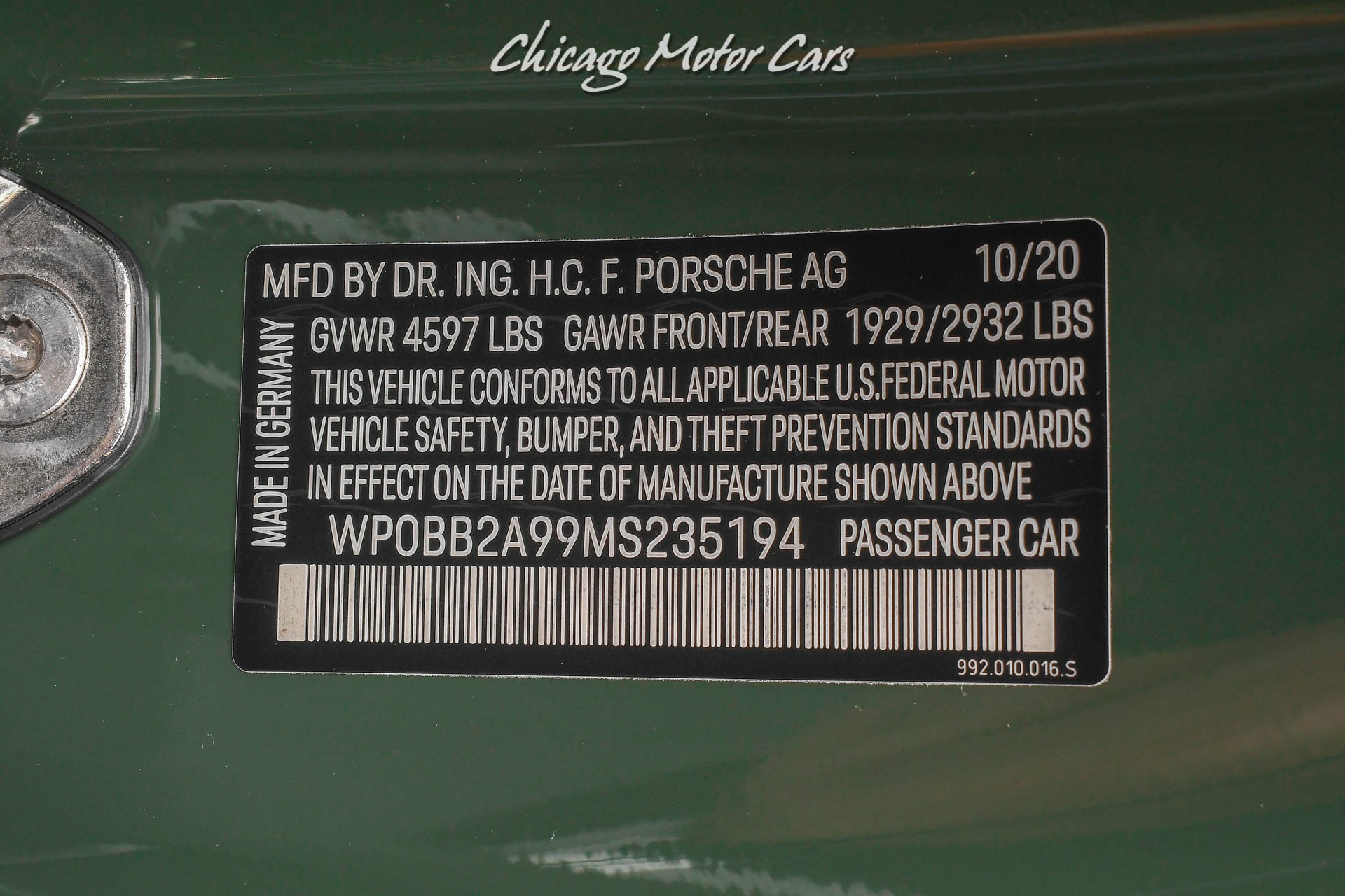 Used-2021-Porsche-911-Targa-4S-Coupe-Paint-To-Sample-RARE-Great-Spec