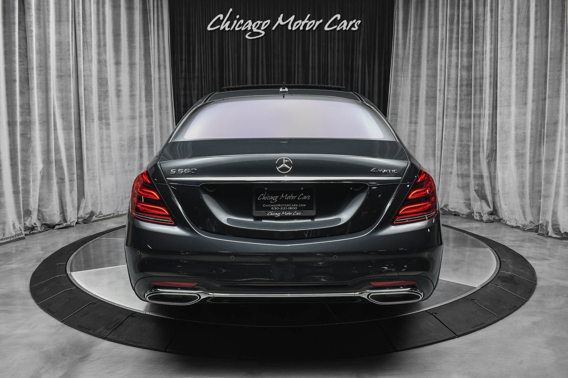 Used-2020-Mercedes-Benz-S560-4Matic-Premium-Package-Sport-Line-Package