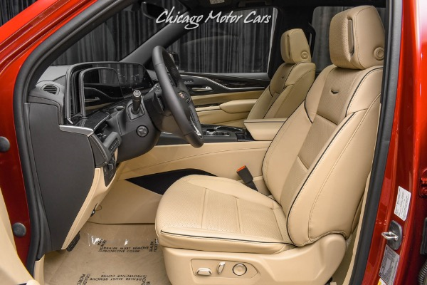 Used-2021-Cadillac-Escalade-Premium-Luxury-4WD-Driver-Assist-Tech-Package-Loaded