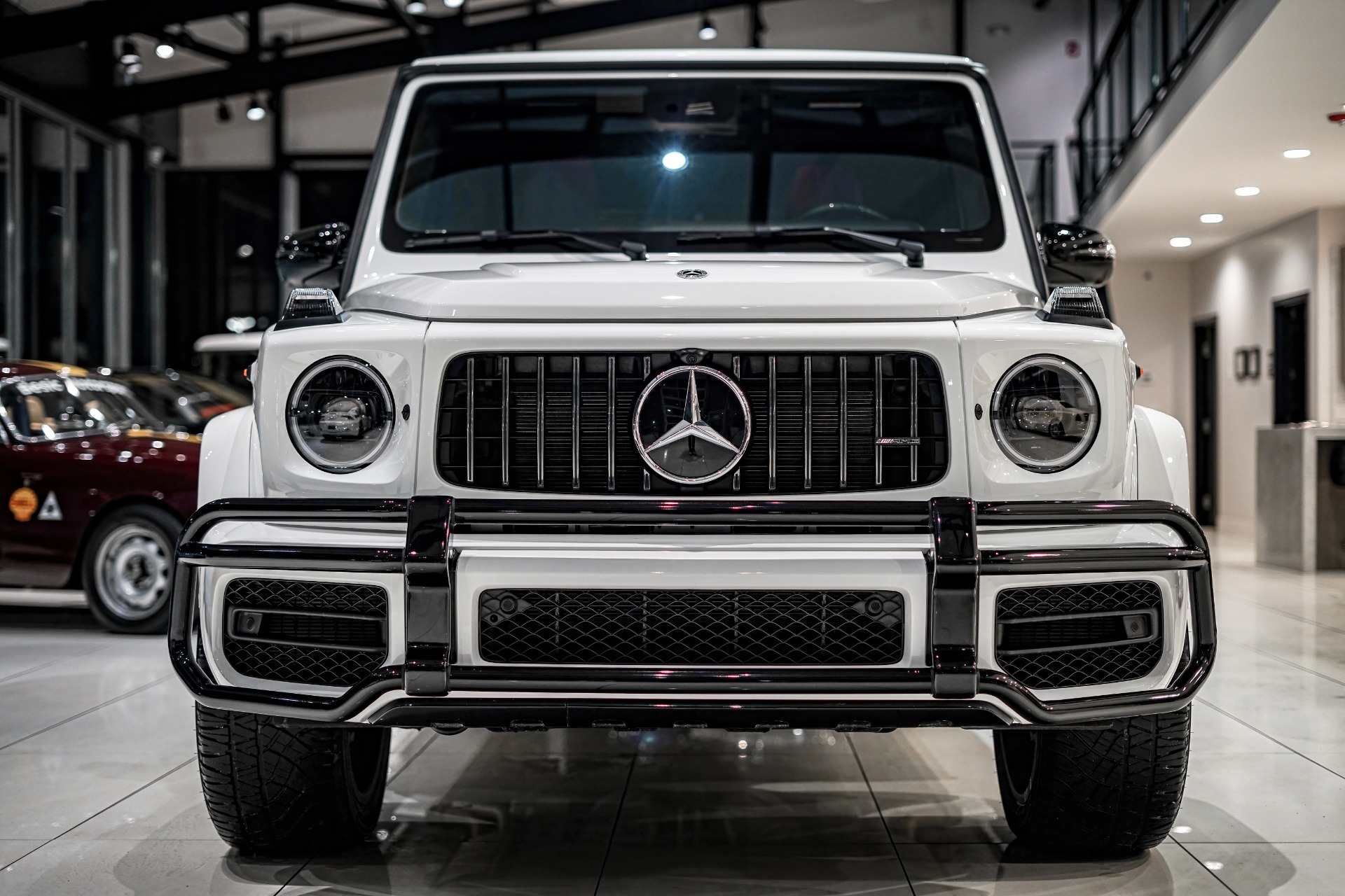 used 2021 mercedes-benz g63 amg night package! exclusive