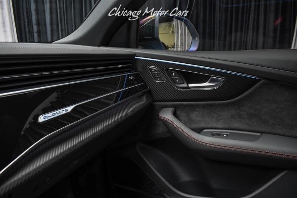 Used-2021-Audi-RSQ8-40T-Quattro-SUV-BLACK-OPTIC-PKG-DRIVER-ASSISTANCE-PKG-ONLY-103-MILES