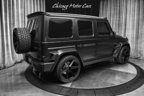 Used-2020-Mercedes-Benz-G63-SUV-AMG-SAVAGE-EDITION-SUV