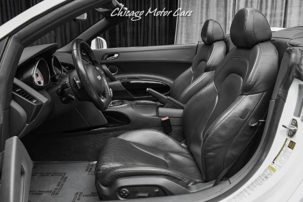 Used-2011-Audi-R8-52L-V10-Quattro-Spyder-Y-Design-Wheels-R-Tronic-Transmission