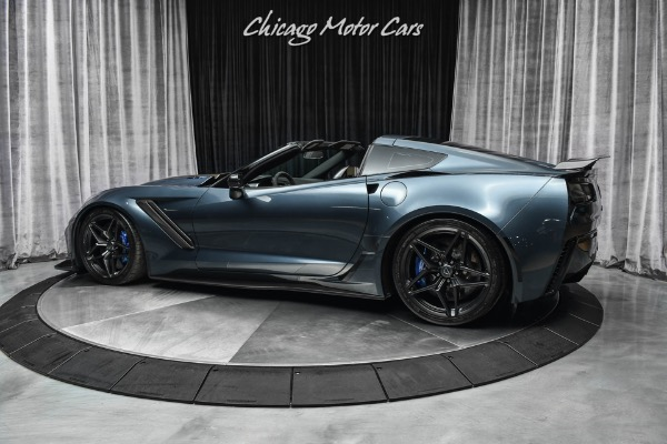 Used-2019-Chevrolet-Corvette-ZR1-Manual-Transmission-X-Pipe-Low-Miles