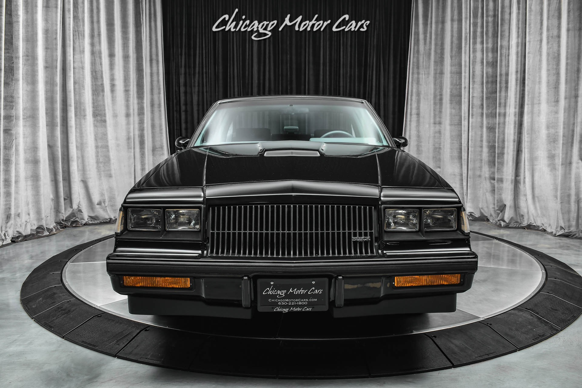 Used-1987-Buick-Regal-Grand-National-Turbo-Fully-Stock-Example-Extremely-Low-Miles