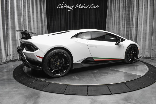 Used-2018-Lamborghini-Huracan-LP640-4-Performante-Carbon-Bucket-Seats-Lift-System-Laser-Engraved-Package