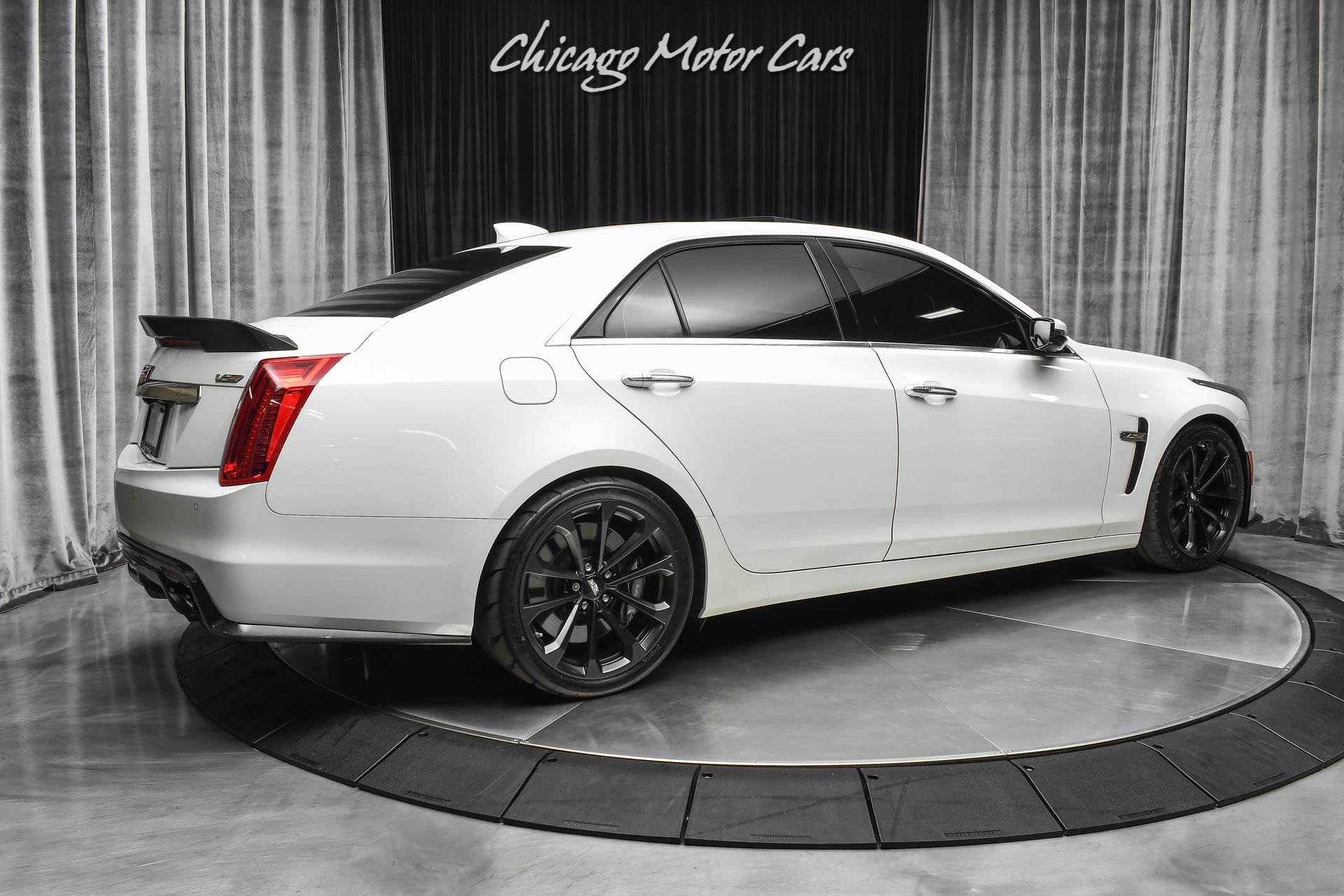 Used-2017-Cadillac-CTS-V-108kMSRPUPGRADES-Carbon-Fiber-Package-700WHP-Loaded