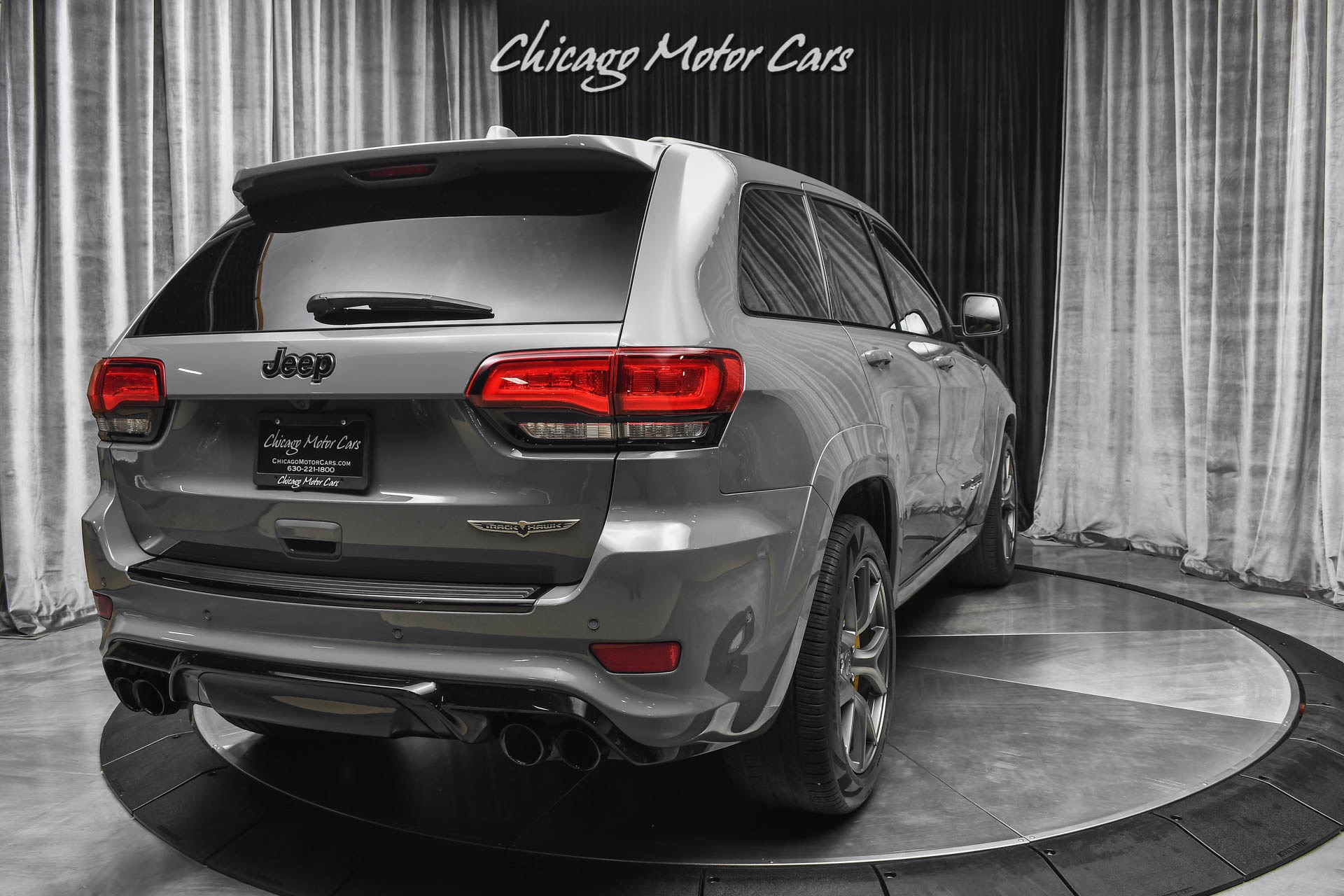 Used-2020-Jeep-Grand-Cherokee-Trackhawk-Dual-Pane-Sunroof-ProTech-Package-707-Horsepower