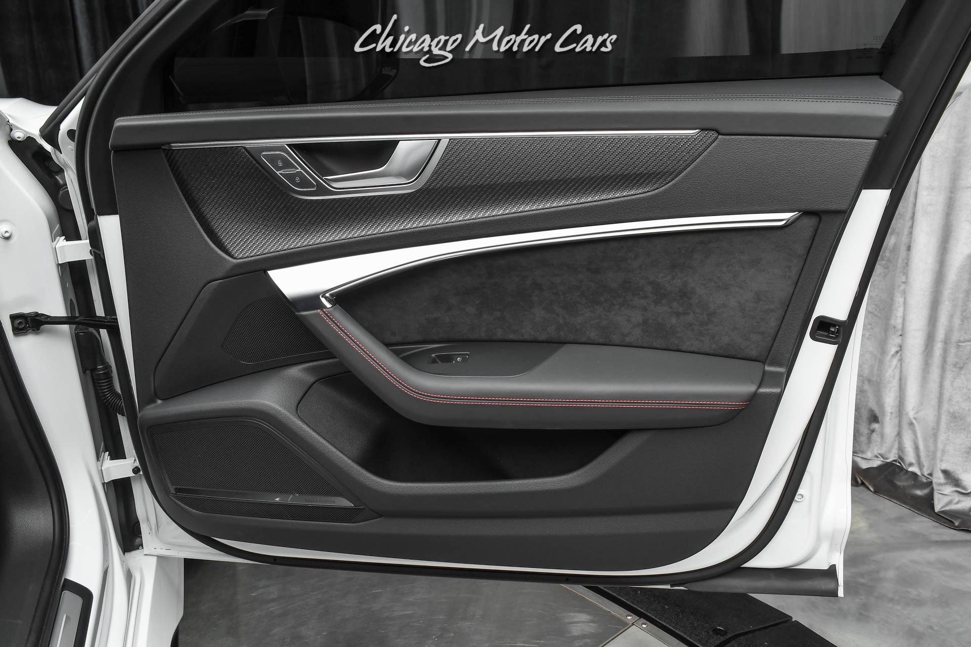 Used 2021 Audi RS6 4.0T quattro Avant Vossen Wheels ...